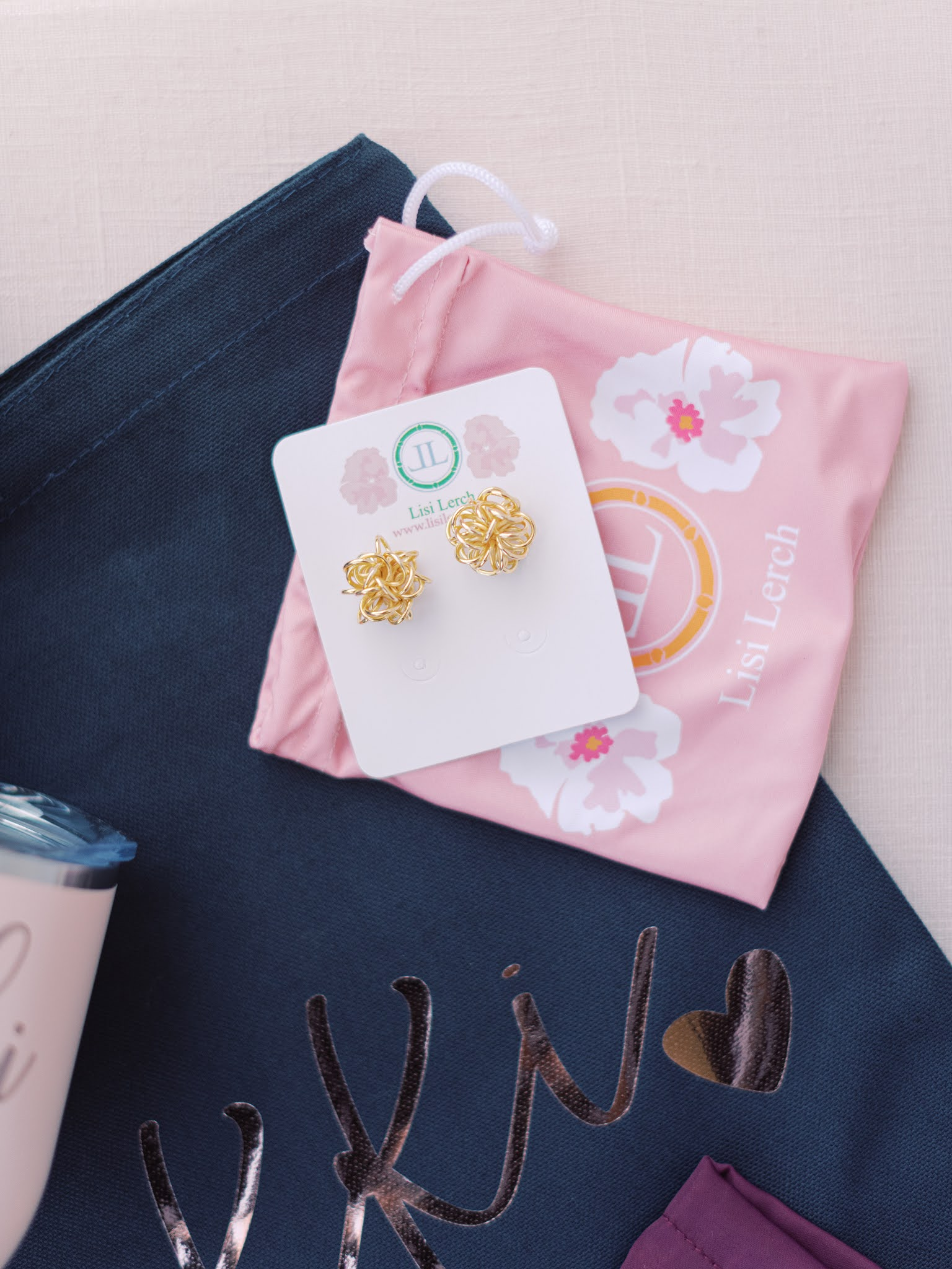 Lisi Lerch Earrings for Bridesmaids