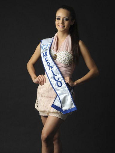 Maria Susana Flores Gamez Mexican Beauty Queen Killed