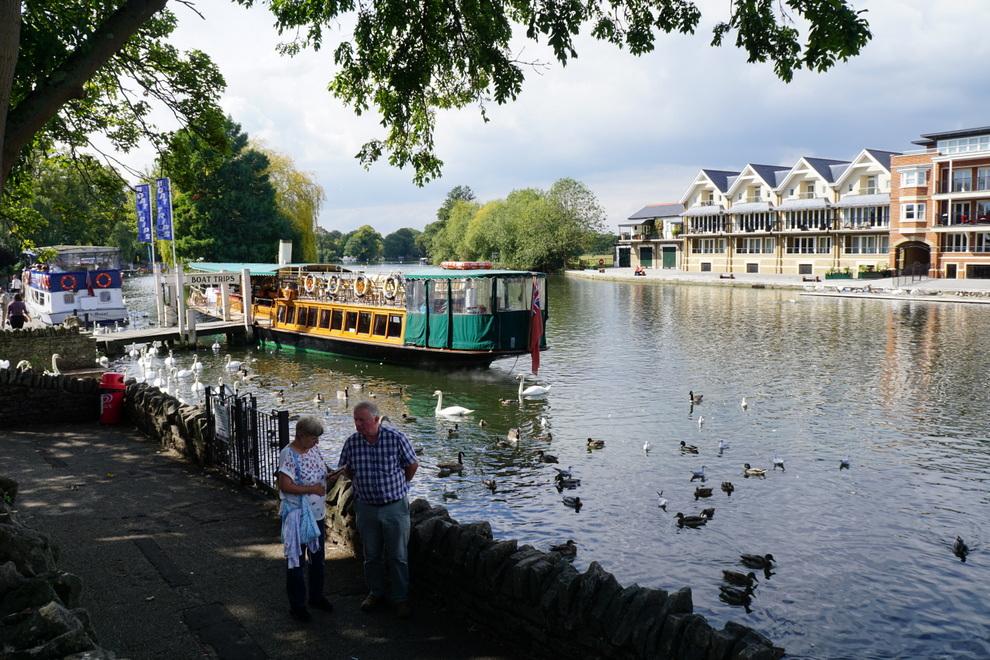 passeios de barco em Windsor
