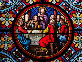 Margaret Kazmierczak writes about the Maundy Thursday