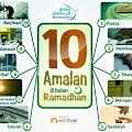 Ternyata Ini Amalan Yang Utama Dikerjakan di Bulan Ramadhan