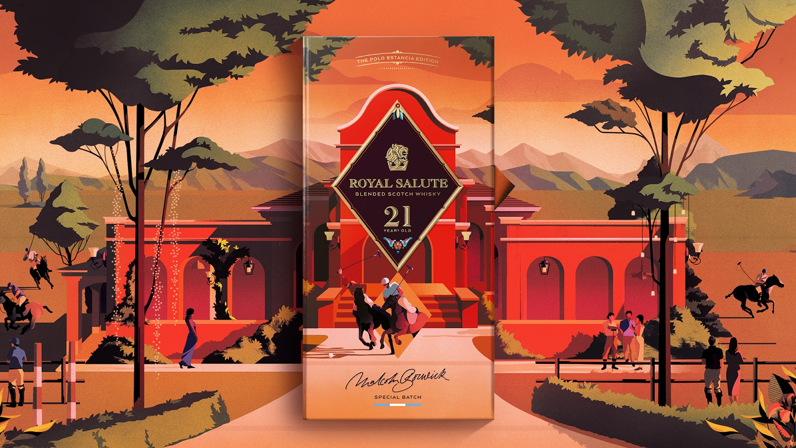 Royal Salute - The Polo Estancia Edition