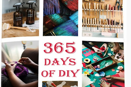 Best Seller Novel Ebook - 365 Day of DIY
