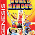 World Heroes ENGLISH (GENESIS)