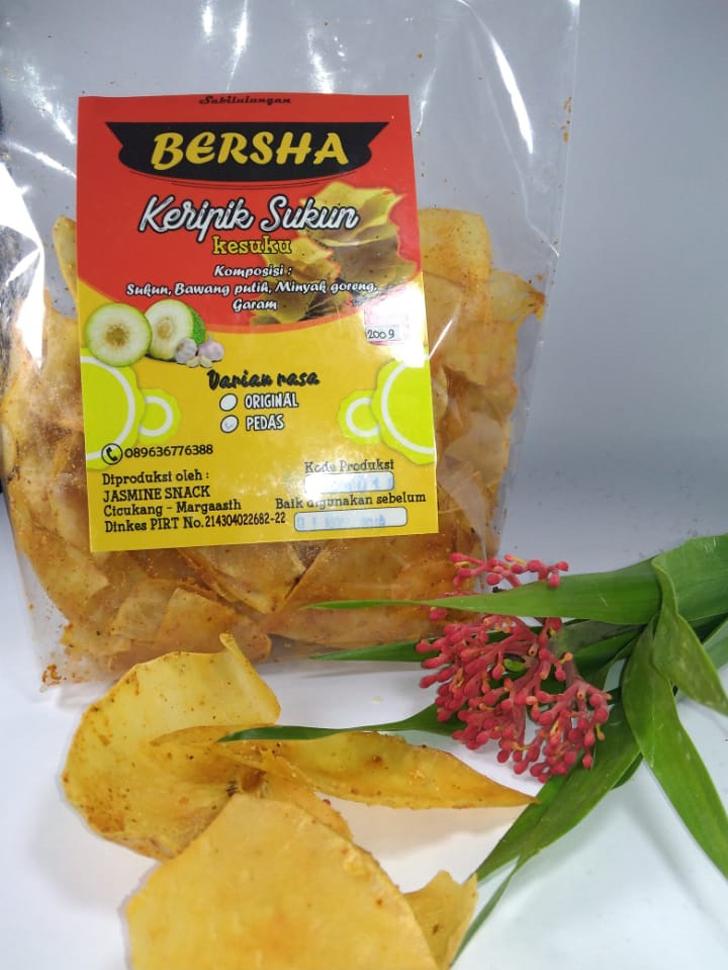 Bersha ~ Berani Shabar A la Jasmine Snack