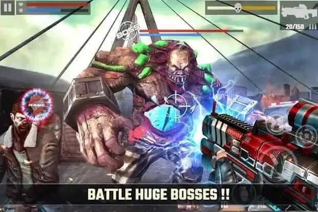 Dead Target Zombies