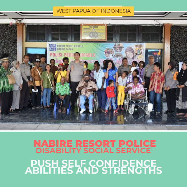 nabire-police-department-holds-social-service-at-the-papua-disabled-care-foundation
