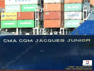 CMA CGM Jacques Junior