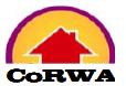 CoRWA Updates