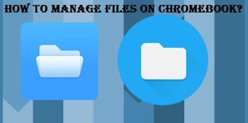 How to Manage Files on Chromebook?