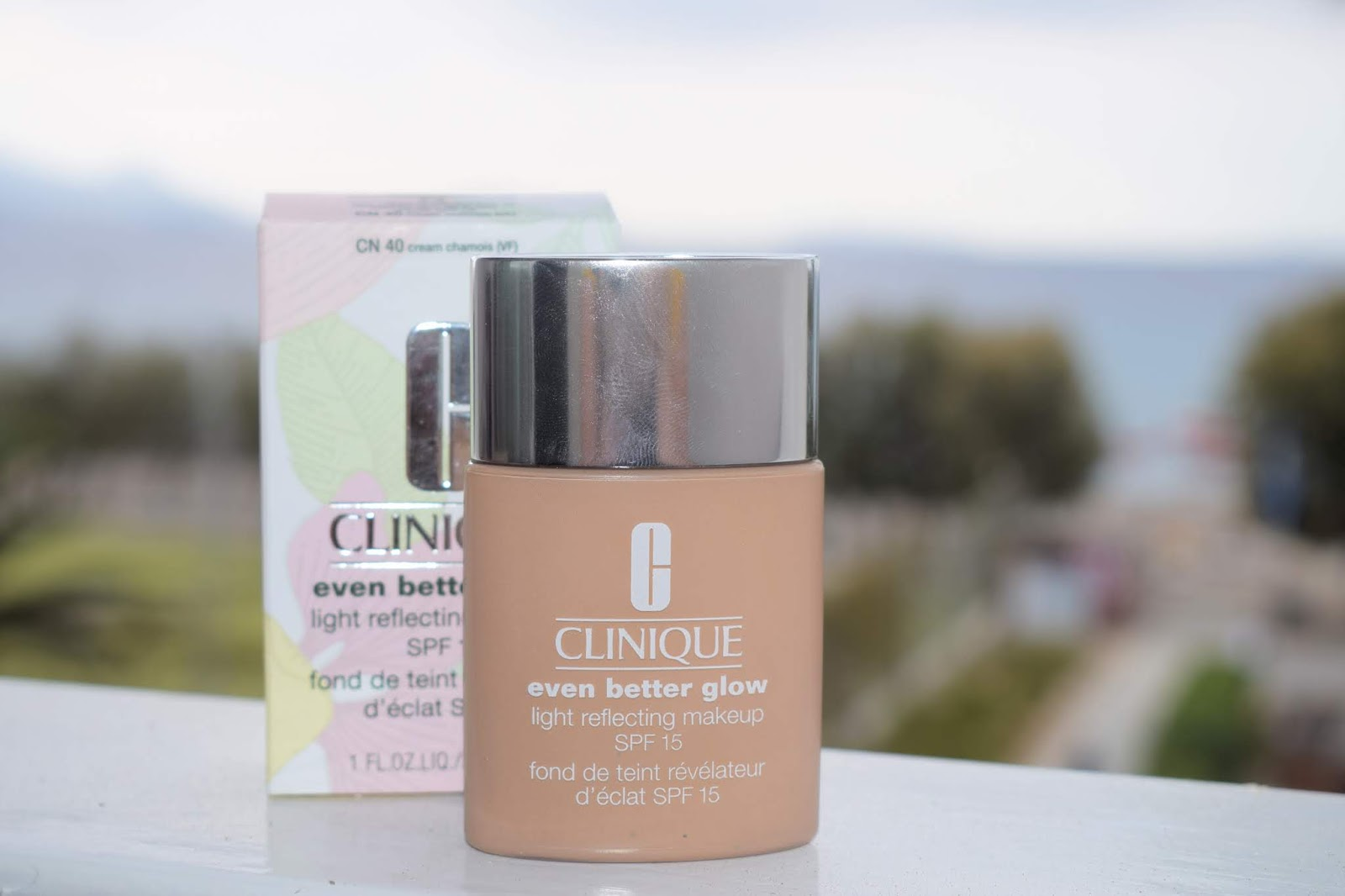 Clinique even better glow review