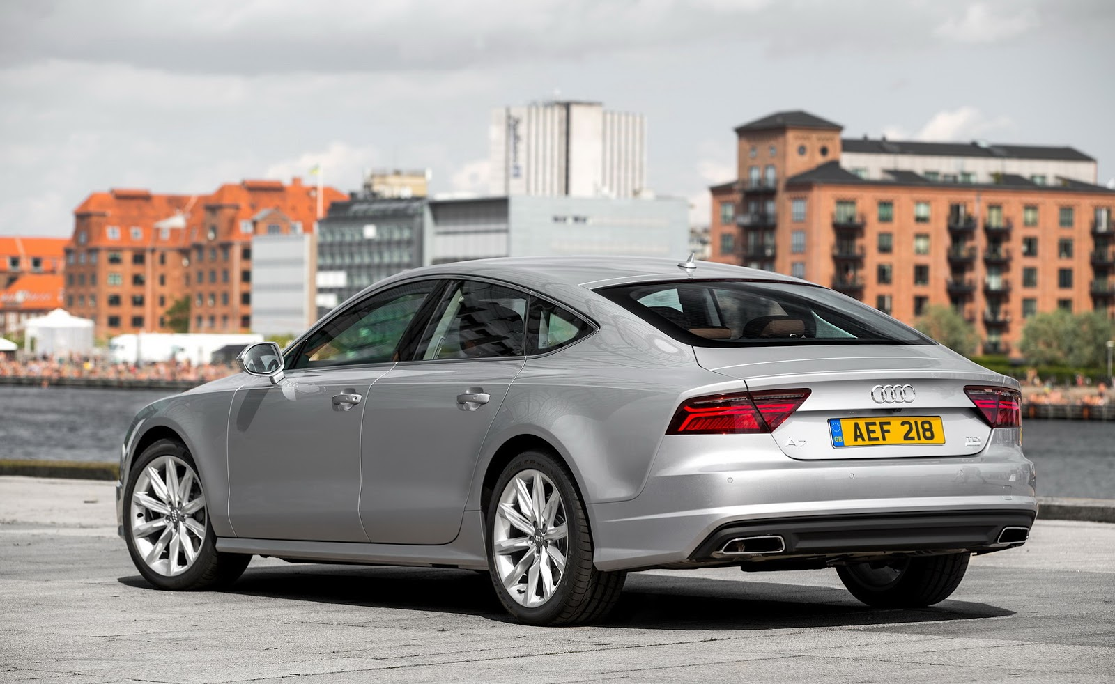 Facelifted 2015 Audi A7 Sportback's UK Prices Revealed