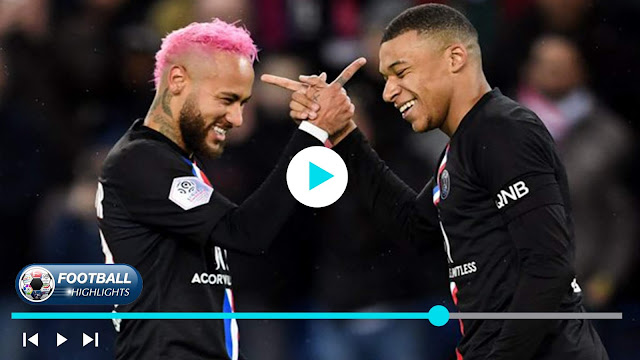 Paris Saint Germain vs Montpellier – Highlights