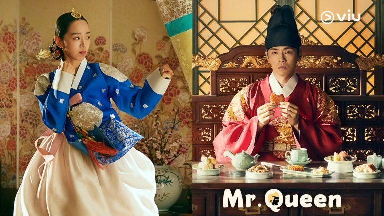 Nonton Drama Mr. Queen Episode 13 Subtitle Indonesia