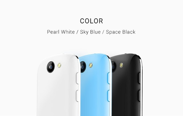 Jelly Smartphone, The Smallest Smart Phone in the World !!!