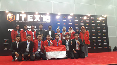 Luar Biasa. Tim Peneliti Mahasiswa Farmasi Unhas Raih Medali Perak di ajang World Young Inventors Exhibition 2018