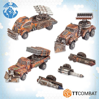 Resistance Storm / Thunder Wagons picture 3