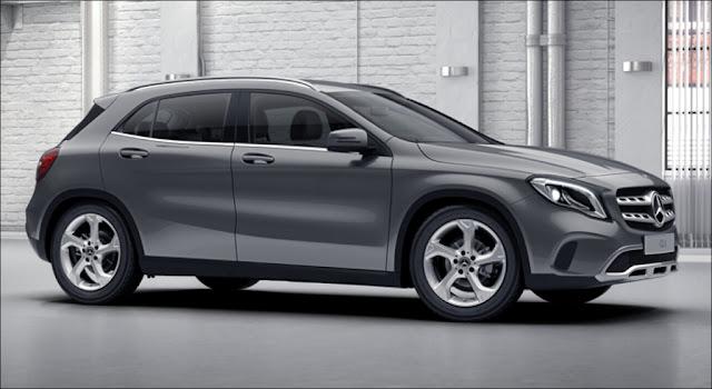 Mercedes GLA 200 2019 là chiếc xe SUV, 5 chỗ thiết kế thể thao và mạnh mẽ