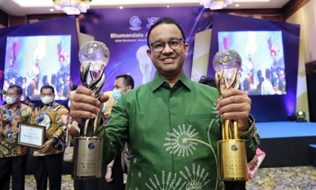2020, Jadi Tahun Prestasi Anies Baswedan dan DKI Jakarta