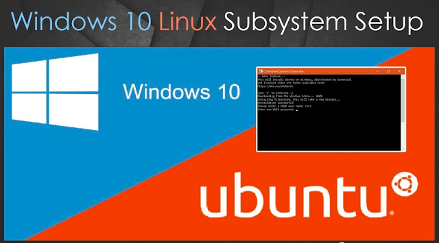 Linux di Windows 10