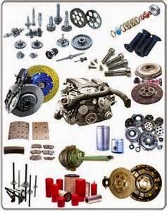 Di bawah ini adalah beberapa macam suku cadang yang sering kita perlukan untuk perawatan dan perbaikan kendaraan honda.