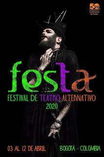 FESTA #3 Festival de Teatro Alternativo (2020)