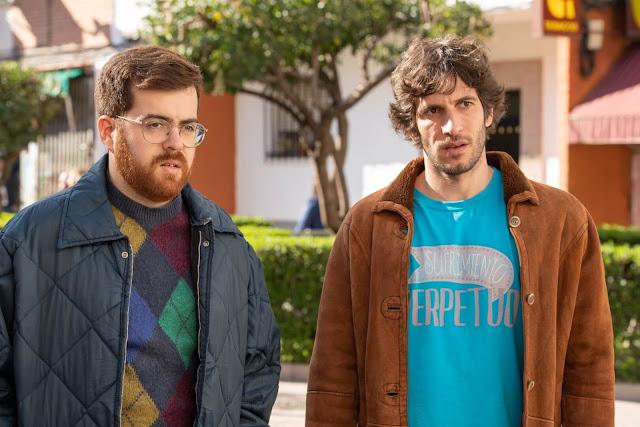 Quim Gutiérrez en 'El Vecino' de Netflix