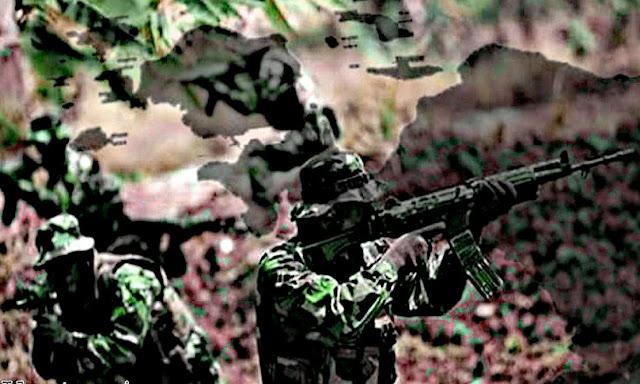 Kontak Tembak di Pos TNI di Mapenduma, 2 Prajurit Kena Luka Rekoset.lelemuku.com.jpg