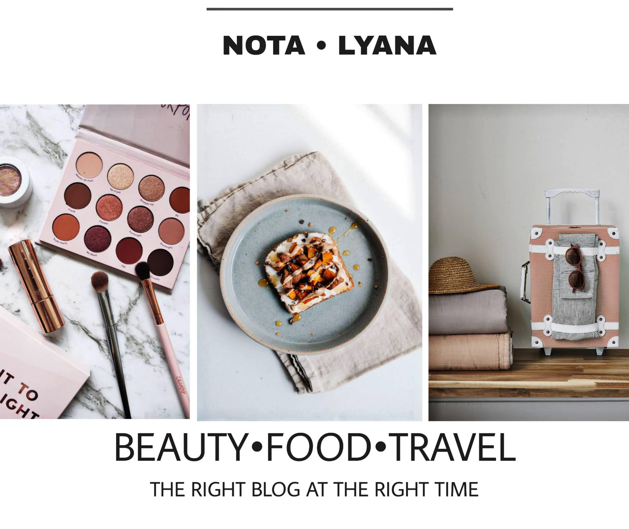 Nota Lyana - LyanaIshak.my