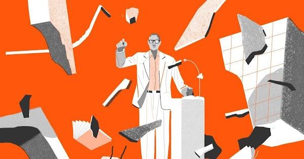 ¿Deben los intelectuales meterse en política? | por Umberto Eco