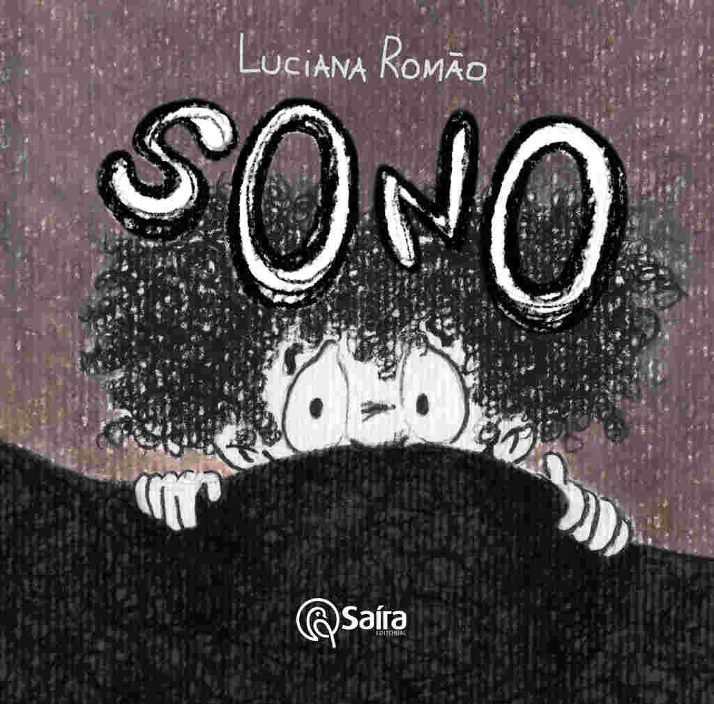 Livro de Luciana Romão ensina a lidar com o medo na hora de dormir, na figura de uma garotinha que tenta vencer os fantasmas atormentando seu sono