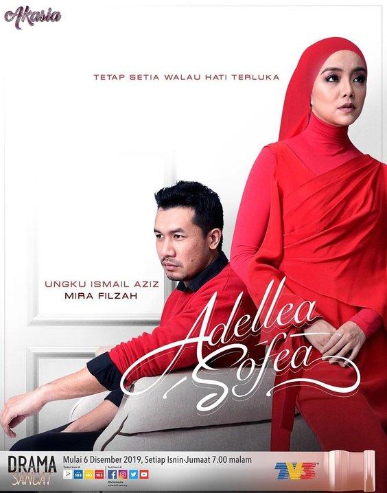 Drama Adellea Sofea   Bolehkah Fir Tinggalkan Dadah ?