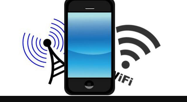 تطبيق للاتصال على شبكات المجانية بدون  إدخال كلمة مرور