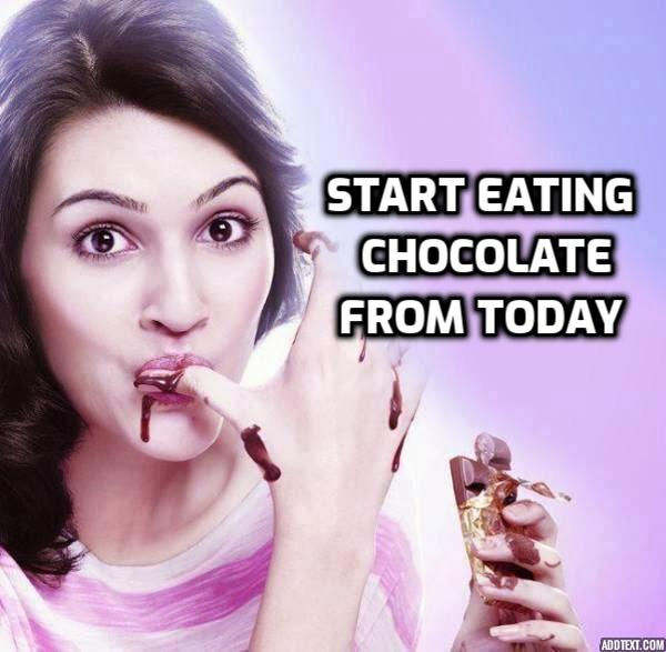 Benefits of chocolate that you will start eating from today.