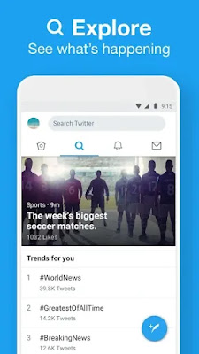 Twitter Lite For Android