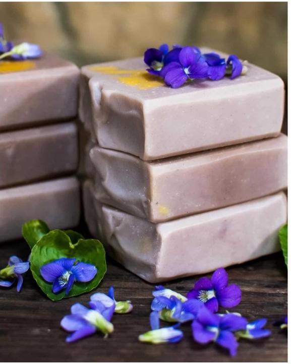 wild lavender soap recipe