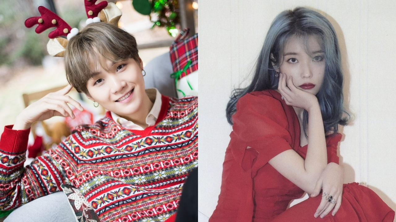 Not Only as a Producer, BTS' Suga Also Sing on IU's New Song