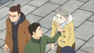Hellominju.com : ハイキュー!! アニメ 4期 烏野高校3年   東峰旭   菅原孝支   澤村大地   Haikyuu!! KARASUNO High 3rd Year   Hello Anime !