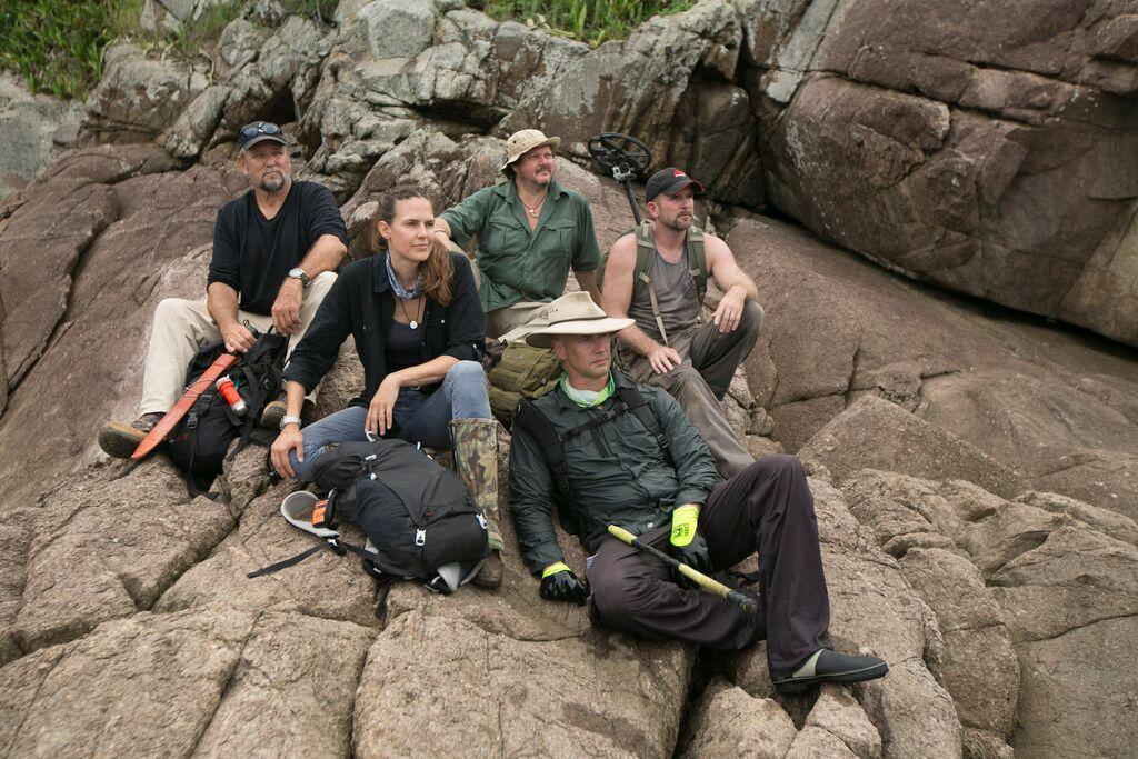 Snake Island In Brazil Treasure