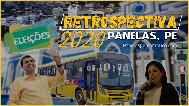RETROSPECTIVA 2020 PANELAS PERNAMBUCO