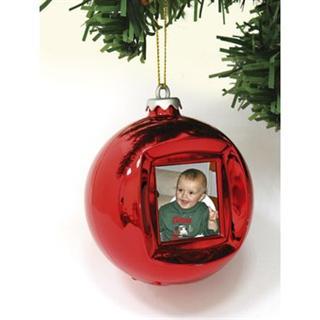 Pallina Natale Con Foto Digitale.Cosaregalare Net Palla Di Natale Con Cornice Digitale