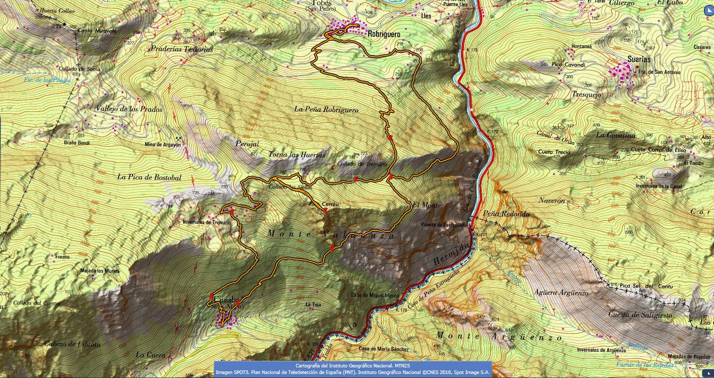 Pateos Montunos Ascension Al Pico Cerreu Recorriendo Ancestrales