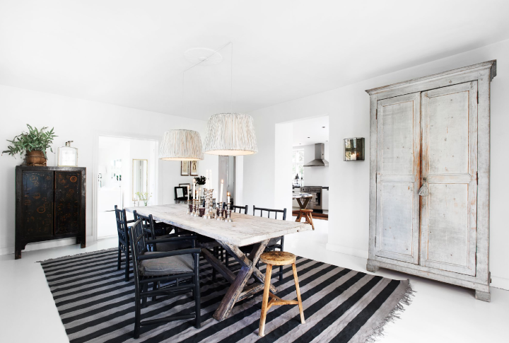 blogg home and cottage jul med tine k. Black Bedroom Furniture Sets. Home Design Ideas