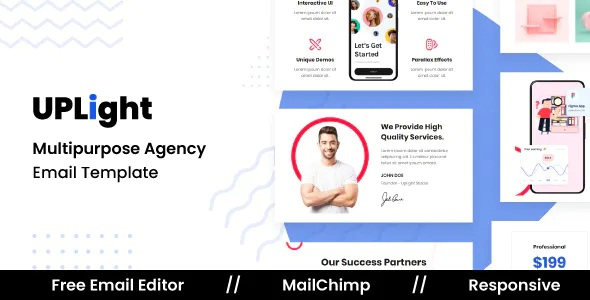 Best Agency Responsive Email Template