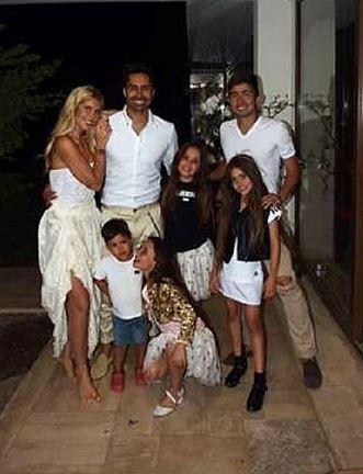 Coté López familia completa
