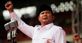 Live Survei!!! Prabowo Unggul Telak di Kandang Lawan Jika Pilpres Berlangsung Hari ini