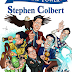 STEPHEN COLBERT (PART ONE) - A FOUR PAGE PREVIEW