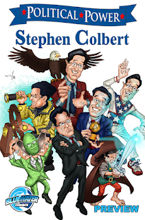 Stephen Colbert - Cover