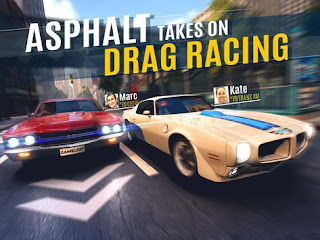 Asphalt Street Storm Racing Mod Apk