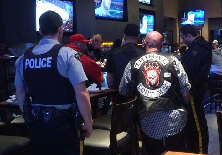 Gangsters Out Blog: Tribal MC in Fort McMurray